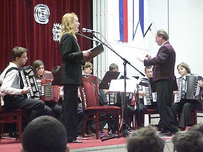 Na koncerte 19.12.2006