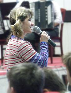 Na výchovnom koncerte 19.12.2006