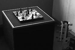 Šachovnica a priestorovo-grafické pozvánky